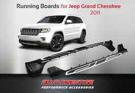 Kit 2 Pedane Laterali Sottoporta Jeep Grand Cherokee 2012-2018