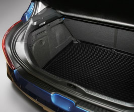 Vasca Baule Posteriore in Gomma 3D BMW X6 08-15