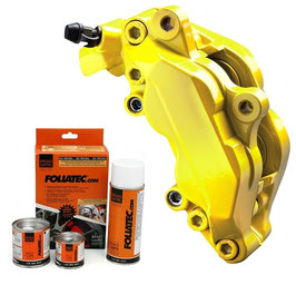 Kit Vernice Pinze Freno Foliatec® Giallo Speed