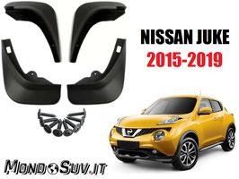 Paraspruzzi Paraschizzi Nissan Juke 2015-2019