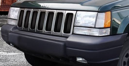 Calandra Griglia Cromata Jeep Grand Cheroke 96-98