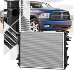 Radiatore Dodge Ram 2008-2013 (Powertech/Hemi)