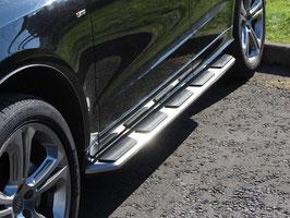 Kit Pedane Laterali Minigonne OEM Look Audi Q7 2007-2010