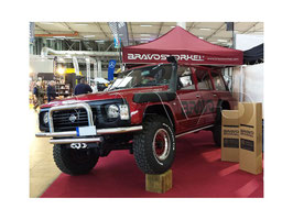 Tubo Aspirazione Snorkel Nissan Patrol Y60 1989-1997
