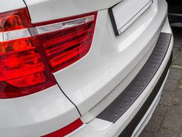 Protezione Paraurti Posteriore Black Shield BMW X3 2014-2017