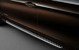 Kit 2 Pedane Laterali Sottoporta OEM Look BMW X1 F48 2015+