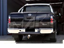Fari Luci Stop Posteriori Nissan Navara 2004-2014 Black Design