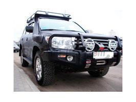 Tubo Aspirazione Snorkel Toyota Land Cruiser V8 2008-2014