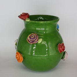 Blumenvase gross