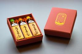 うましセット(出汁醤油 /すだちぽん酢/すき焼きのたれ各1本セット)