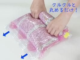 (T)Vac Pac(高機能衣類圧縮袋、抗菌タイプ)