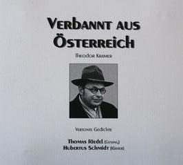 """CD """"Verbannt aus Österreich"""""""