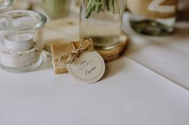 Hochzeitsseife klein