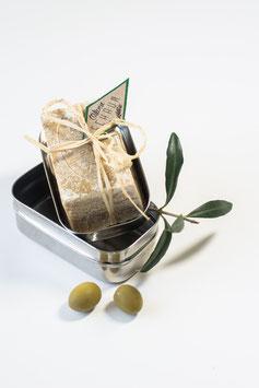 Olivenschaum - die Grüne
