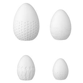 Räder Eier Set 4 Stück