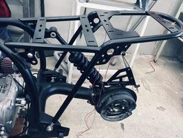 BMW 2V-Boxer HECKRAHMEN für Ihren  SCRAMBLER | CAFE RACER | ROADSTER -Umbau