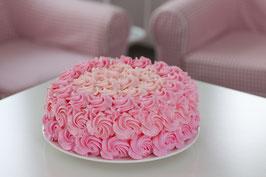 Torte für 12 Personen  (Ø 24 cm.)