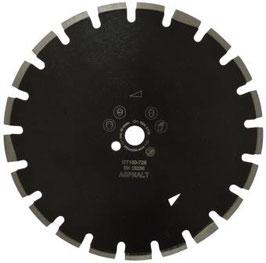 AS1 - Laser Asphalt 10 mm - Schrägsegment Naß- & Trockenschnitt bis 7kw