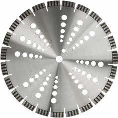 HT 15 - Diamanttrenscheibe mit 15mm hohen Premiumsegmenten