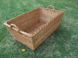 Wäschekorb, Babykorb, Holzkorb aus deutscher Produktion