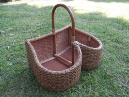 "Tablett aus ""Peel"" (Rattan) exclusiv"