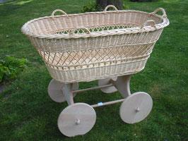 Babykorb, Stubenwagenkorb aus deutscher Produktion, ohne Untergestell