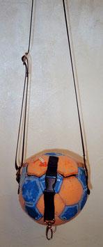 Balltasche aus einem Handball!