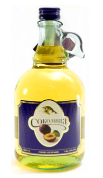 Sokolica Sliwowitz 1 Liter, 43% alc.