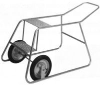 Pflückschlitten/ Chariot pour la ceuillette Art. Nr. 120