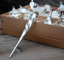 Pegel lang zilver, gesuikerd