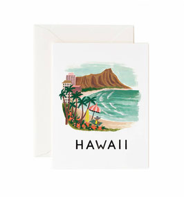 Rifle Paper Co. - Wenskaart 'Hawaii'