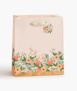 Rifle Paper Co. Gift bag 'Wildflower' M