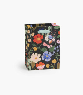 Rifle Paper Co. Gift bag 'Strawberry fields' S