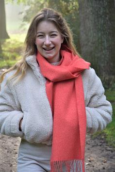 John Hanly sjaal, oranje