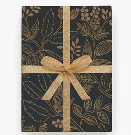 Rifle Paper Co.  Gift wrap 'Queen Anne'