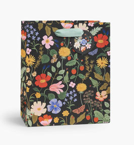 Rifle Paper Co. Gift bag 'Strawberry fields' M