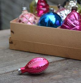 Feathertree lampion, roze gesuikerd
