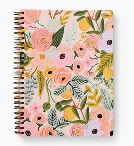 Rifle Paper Co. Notebook 'Garden party'