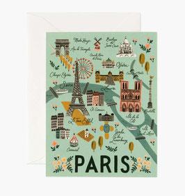Rifle Paper Co. wenskaart 'Paris'