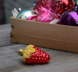 Tros druiven rood, geel gesuikerd