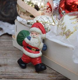 Kerstman aardewerk