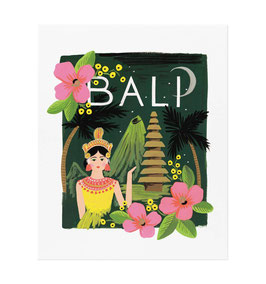 Rifle Paper Co. - Poster 'Bali'