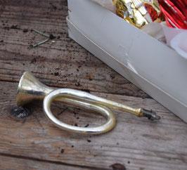 Trompet groot, zilver
