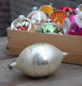 Pegel zilver (glans/mat) goud glitter