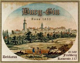 Burg - Gin