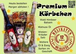 Premium  Körbchen