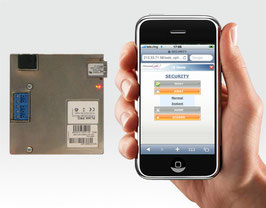 Web Modul PowerLink für Powermax Pro