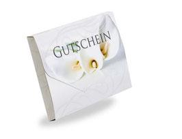 Gutschein - Schöner schenken!