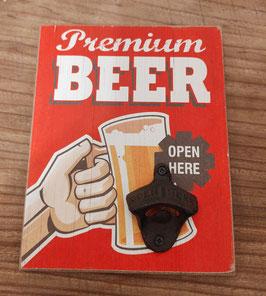 Bier opener