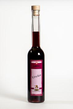 Kirschen-Likör - Liqueur de kirsch